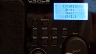 Grace Digital Internet Radio