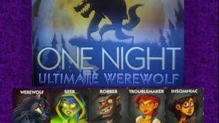 ONE NIGHT - ULTIMATE WEREWOLF