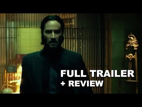 John Wick Official Trailer + Trailer Review - Keanu Reeves : Beyond The Trailer