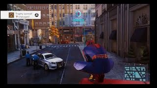 Screwball Wrap Party ( Silver lining DLC Side mission ) Marvel's Spider-Man