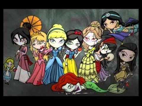 Les princesse horeure youtube - Idee deguisement personnage de film ...