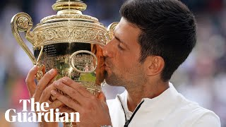 Novak Djokovic beats Roger Federer in Wimbledon epic to win fifth title