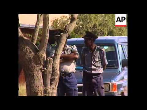 ZIMBABWE: MDC RALLY
