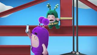 Oddbods Toys 💚❤️💙 Show #37 learn colors Kinder Kids💙💚 lernen Farben lustig  Cartoon Deutsch 2019