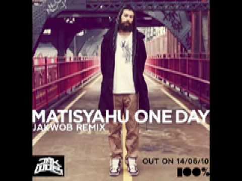 Matisyahu - One Day Featuring Akon (jakwob Remix) video