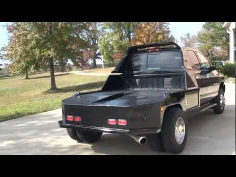 2003 Dodge Ram 3500 5 9l Cummins Diesel 4x4 Flat Bed For