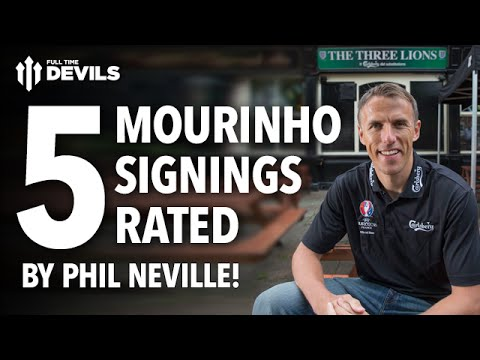 5 José Mourinho Manchester United Signings Rated! | Zlatan Ibrahimovic and More!