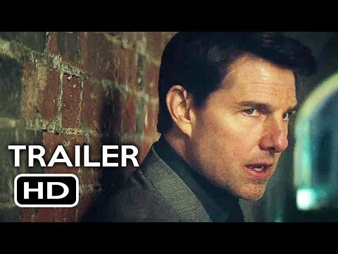 Mission Impossible 6: Fallout Official Trailer #1 (2018) Tom Cruise, Henry Cavill Action Movie HD
