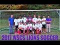 Winston Salem Christian Lions vs Triad Math & Science Academy - Soccer - 10/03/2017 - GAME 12