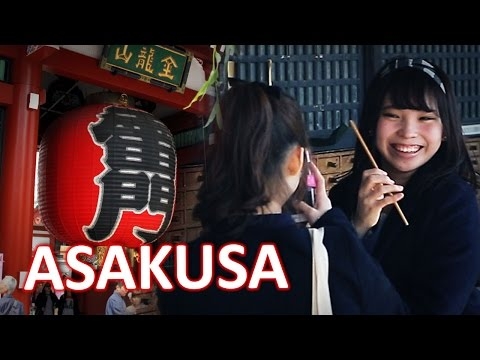 Asakusa Senso-ji - Tokyo in HD