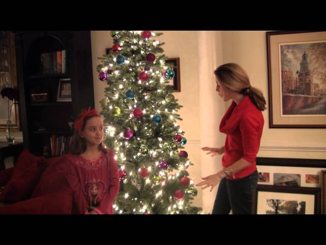 How To: Artificial Christmas Tree
