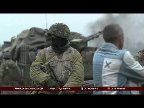 Ukrainian Forces  Closing in on Slavyansk