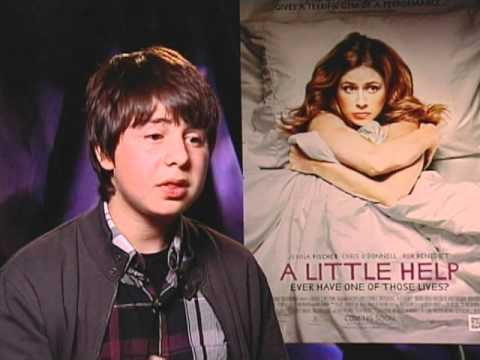 Starpulse Interview With Daniel Yelsky From 'A Little Help'