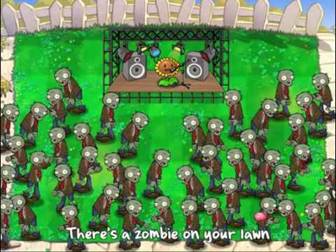 Musical Plantas Contra Zombis.flv Music Videos