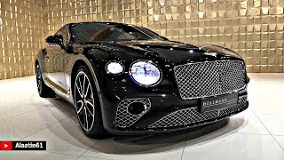Bentley Continental GT 2020 NEW FULL Review Interior Exterior Infotainment