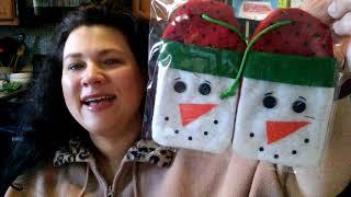 Huge Dollar Tree Haul New Items Wish List & Product Reviews December 6 2018
