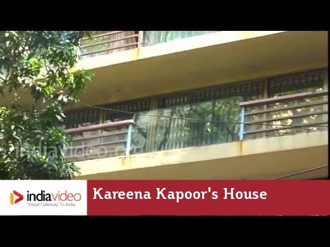Kareena Kapoor's House,Oberoi Crest, Bollywood Actress, Hindi Cinema, Mumbai, India