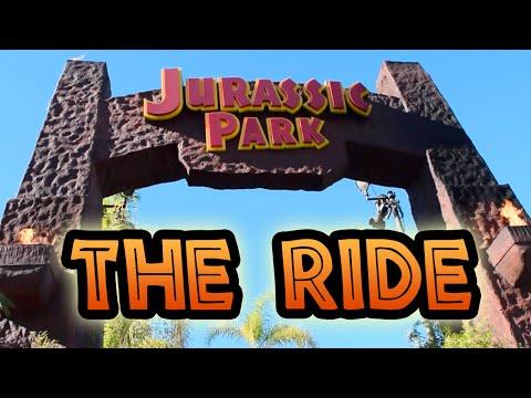 Jurassic Park The Ride [California]