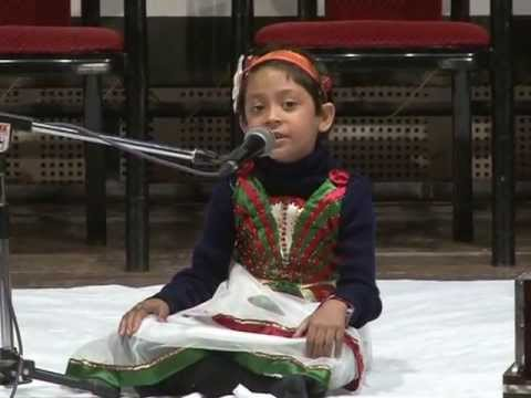 Tagore songs of Aay tobe sahochori by Nabeena Mitra VTS01_1