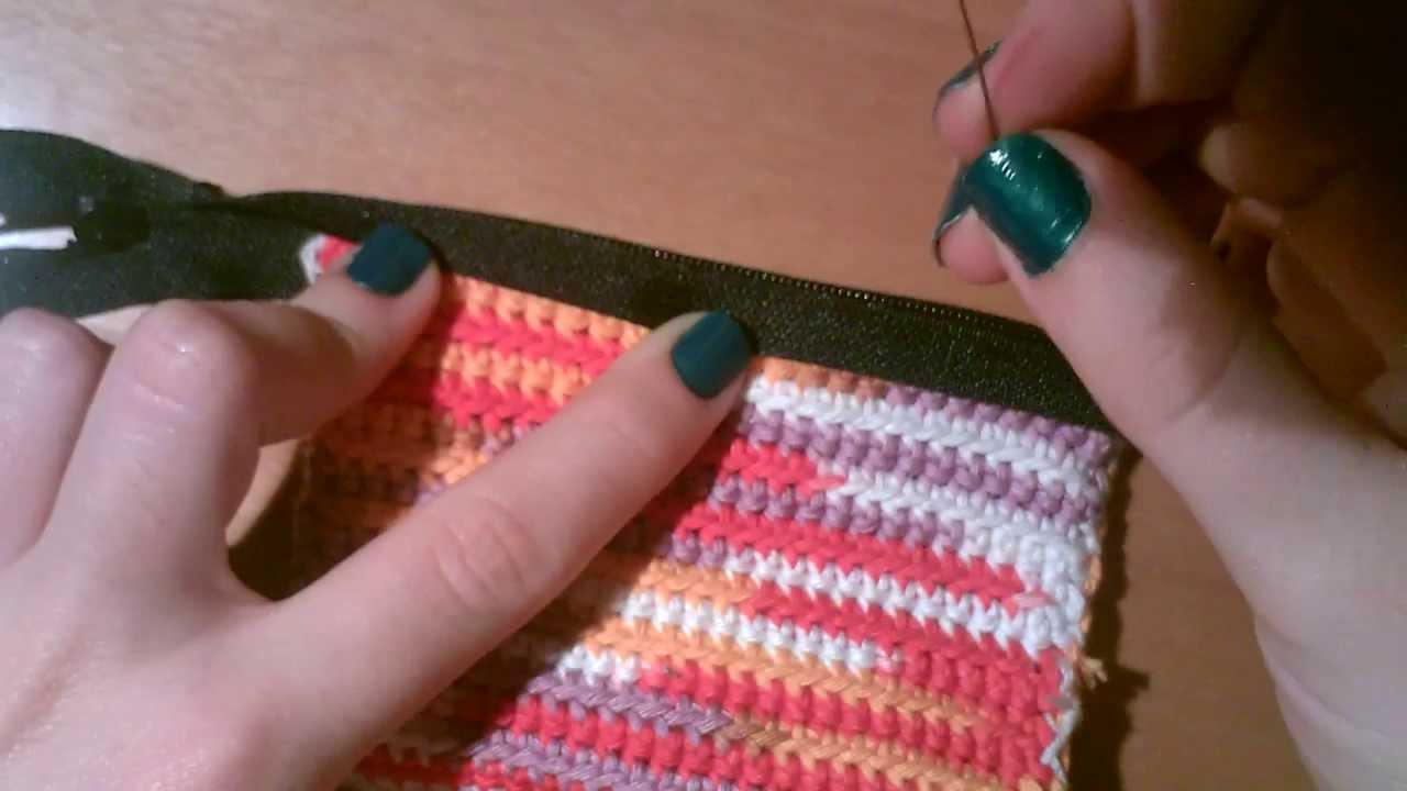Como hacer un monedero a ganchillo o crochet paso a paso - Patrones monederos ganchillo ...