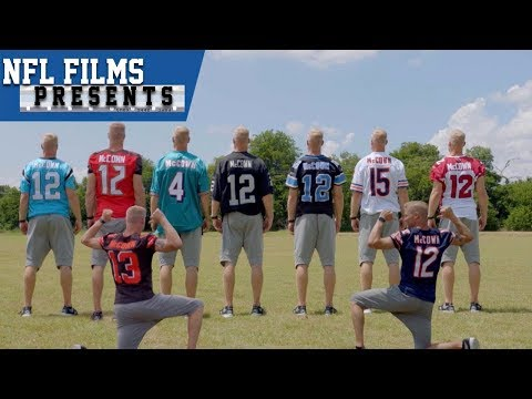 Josh McCown: The Man of Many Jerseys | NFL Films Presents