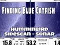 Lake Tawakoni Fishing Guide Capt. Michael Littlejohn, Finding Blue Cats on Sonar 903-441-3937