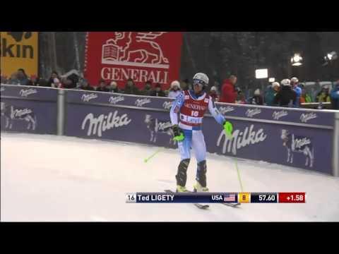 Ted Ligety - 18th in Levi Slalom - U.S. Ski Team