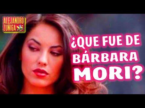 ¿QUE FUE DE BARBARA MORI?