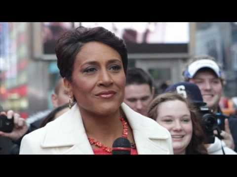 ABC's Robin Roberts has Blood, Bone Marrow Disorder