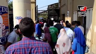 أول يوم دراسة في جامعة عين شمس