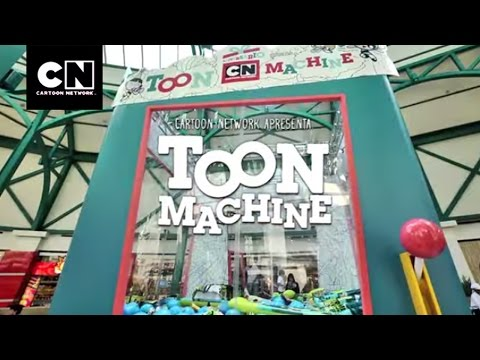 Toon Machine