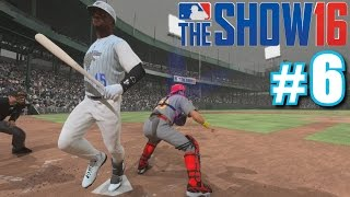 RUNNING WITH THE BAT! | MLB The Show 16 | Diamond Dynasty #6