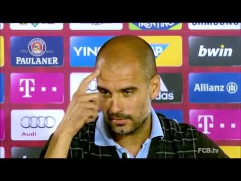 Pep Guardiola erklärt: Darum brauchen wir Xabi Alonso   FC Bayern München   Real Madrid