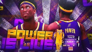 LATE NIGHT POWER | 99 OVERALL GOING ON A 100 GAME | BEST BUILDS & JUMPSHOTS! NBA 2K19 PARK