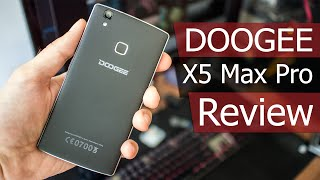 Doogee X5 Max Pro Review | Brighter Than Ever