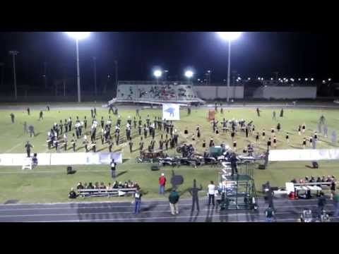 "2014 Lakewood Ranch High School Marching Mustangs ""The Hero Inside"" Halftime Show 10-31-2014"