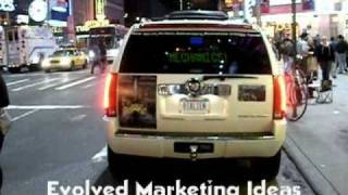 CUSTOM LED SIGNS AND DESIGNER MAGNETICS FOR YOUR TRUCK. EMI - BIALIEN TRUCK VIDEO