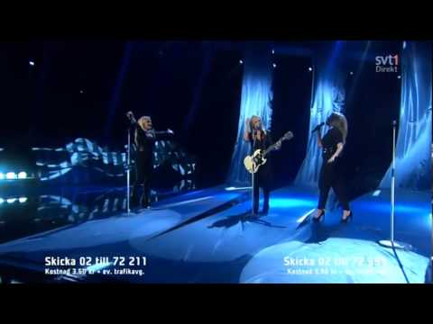Cookies &#8216;n Beans &#8211; Burning Flags &#8211; Melodifestivalen 2013