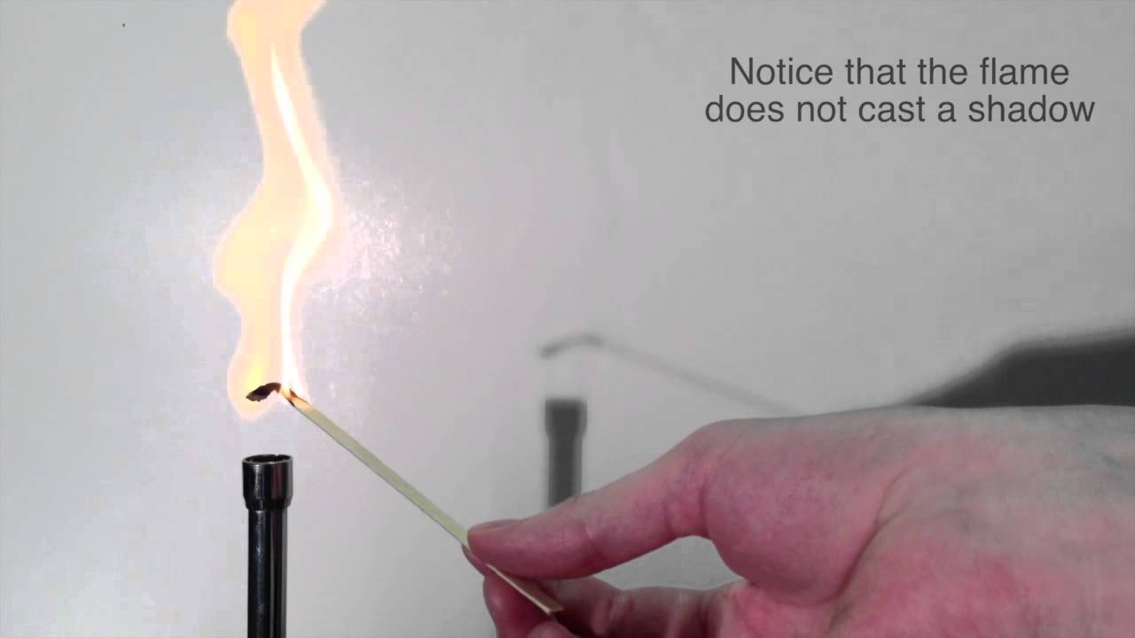 How To Cast A Shadow From A Flame