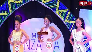 ITAZAME TOP 5: NEW MISS TANZANIA 2018