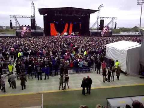 Elton John Stadium Elton John im Still Standing