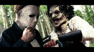 MICHAEL MYERS vs LEATHERFACE (Halloween vs Texas Chainsaw)