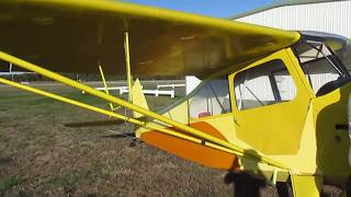 1946 Aeronca 7AC Classic Airplane For Sale~Delivered With New Annual~Original Conditon~Ready To Fly