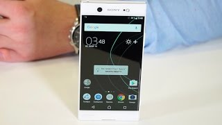 Sony Xperia XA1 Ultra - первый взгляд