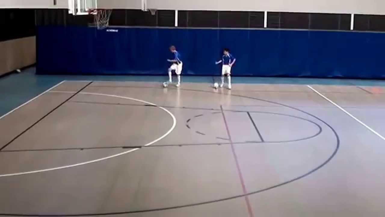 Futsal Soccer Skills Soccer Skills Futsal Footwork