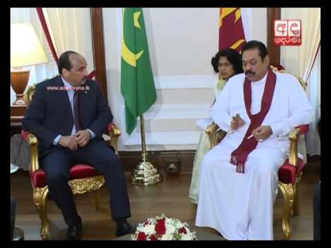 Sri Lanka and Mauritania sign several bilateral agreements