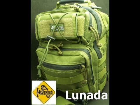 Lunada Maxpedition Gear Slinger