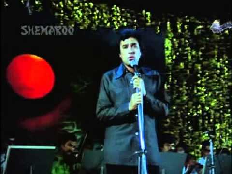 Kishore Kumar - jab dard nahin tha - Anurodh