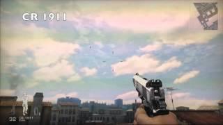 007 Quantum Of Solace gun showcase