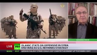 'Artifacts became extra source of funding for ISIS militants'